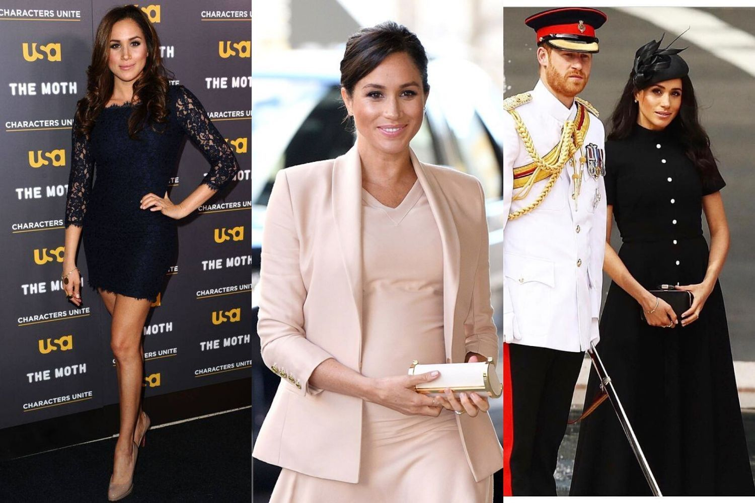 Meghan Markle's Style Evolution: From Tinseltown Tease To Royal Style Icon