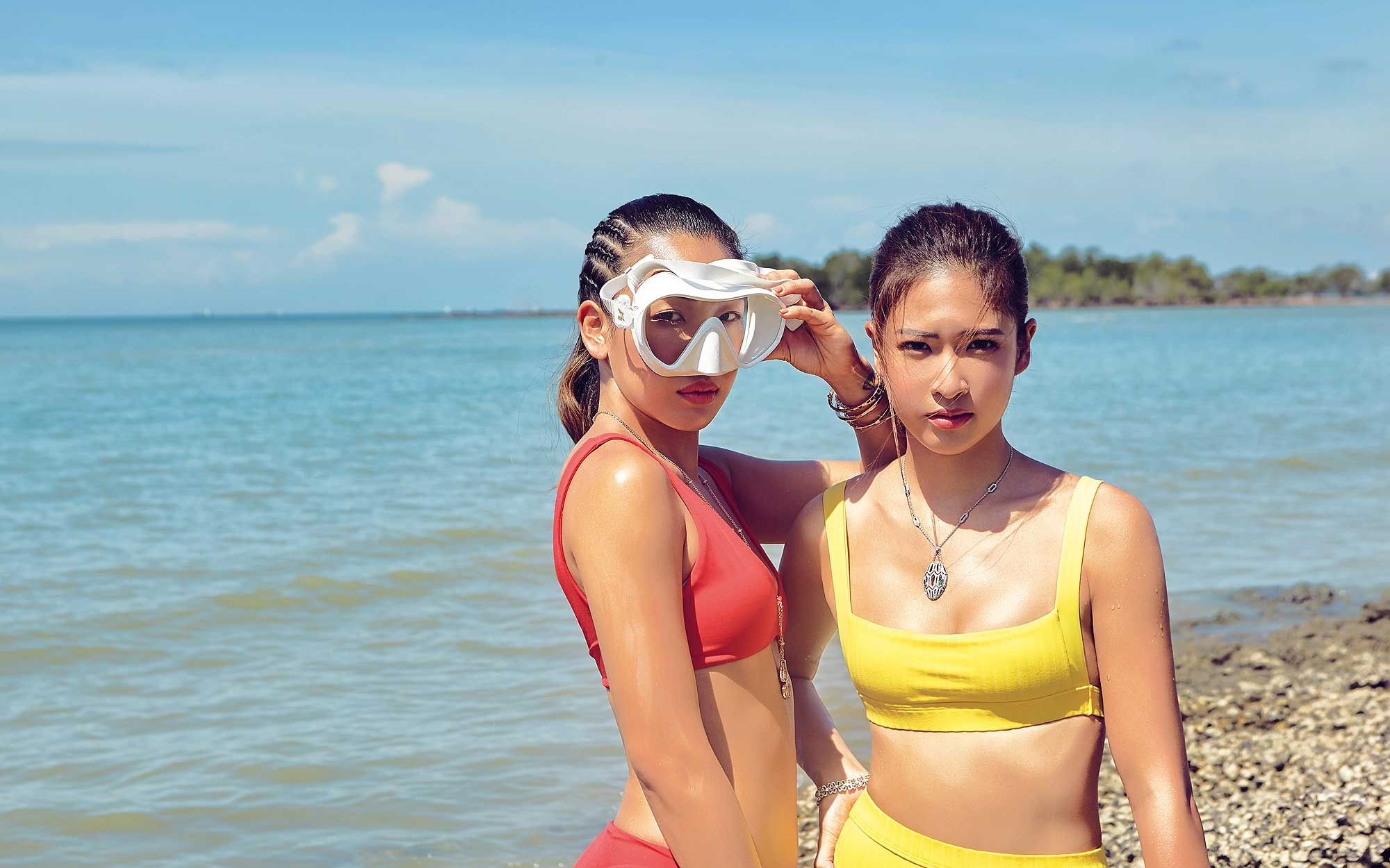 Cover Story: Teo Yi Ping and Bella Kuan On How Travel Has Strengthened Their Friendship