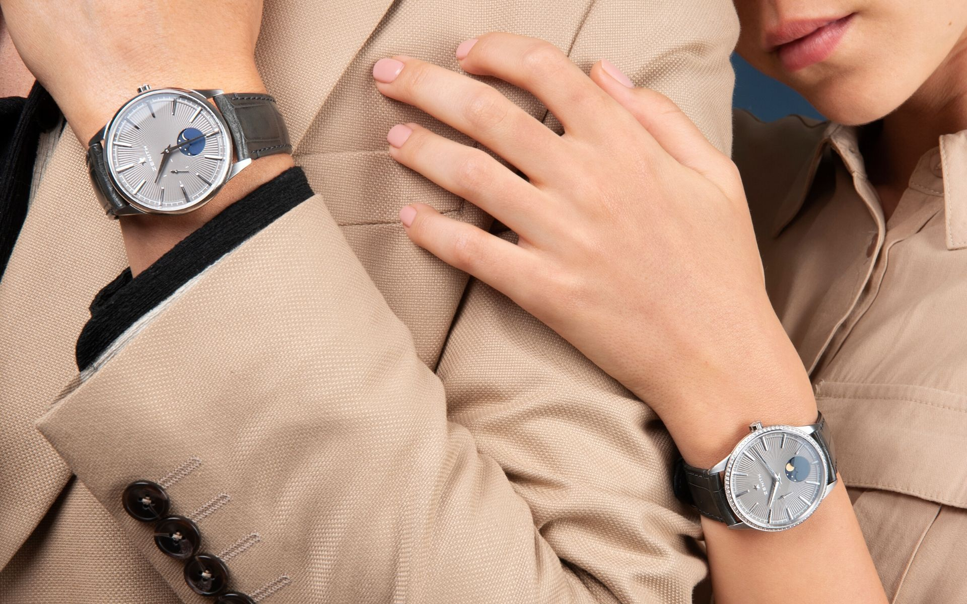 Gifts for Valentine's Day 2020: His and Her Watches For Couples