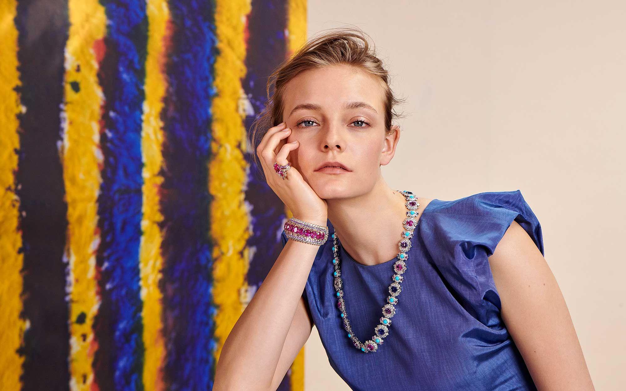 High Jewellery: Van Cleef & Arpels' Romeo & Juliet Collection
