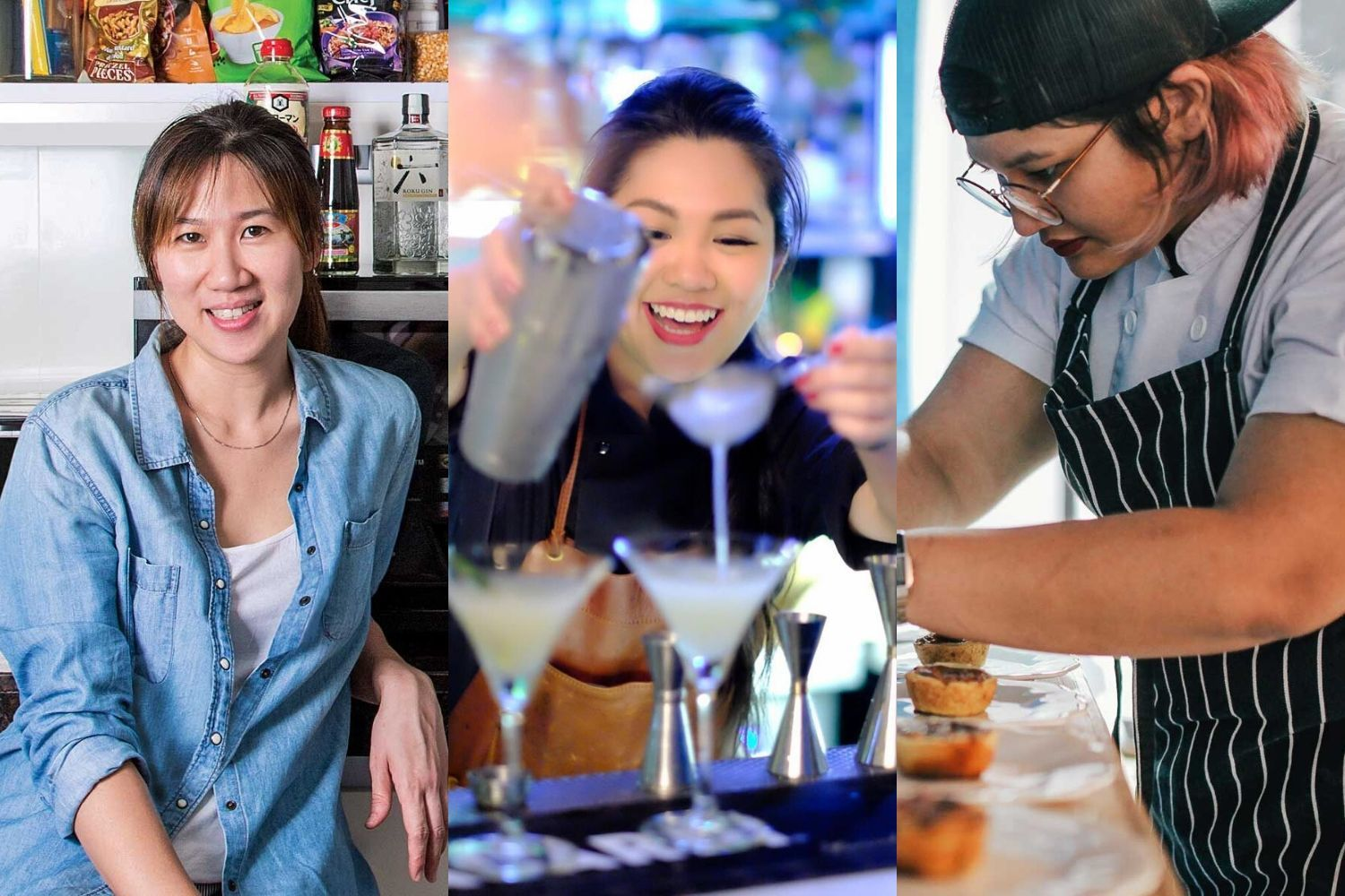 9 Inspiring Women Taking The Lead In The Malaysian And International F&B Scenes