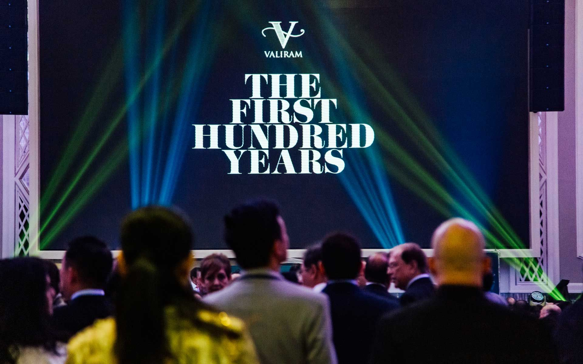 The Royalty-Endorsed Launch Of The 'Valiram: The First Hundred Years' Coffee Table Book