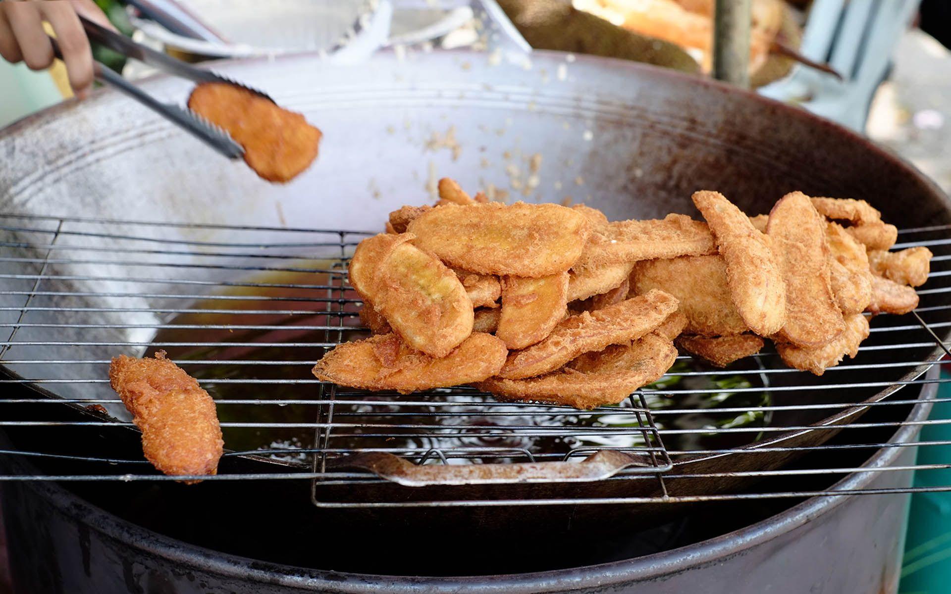 Where & What To Eat: Lucky Garden, Bangsar
