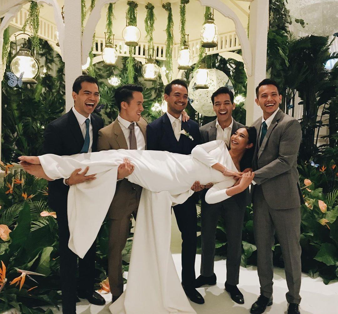 Tatlergram: The #ForeverAllEz Wedding Ceremonies Of Ally Mukhriz & Ezran Daud Cheah