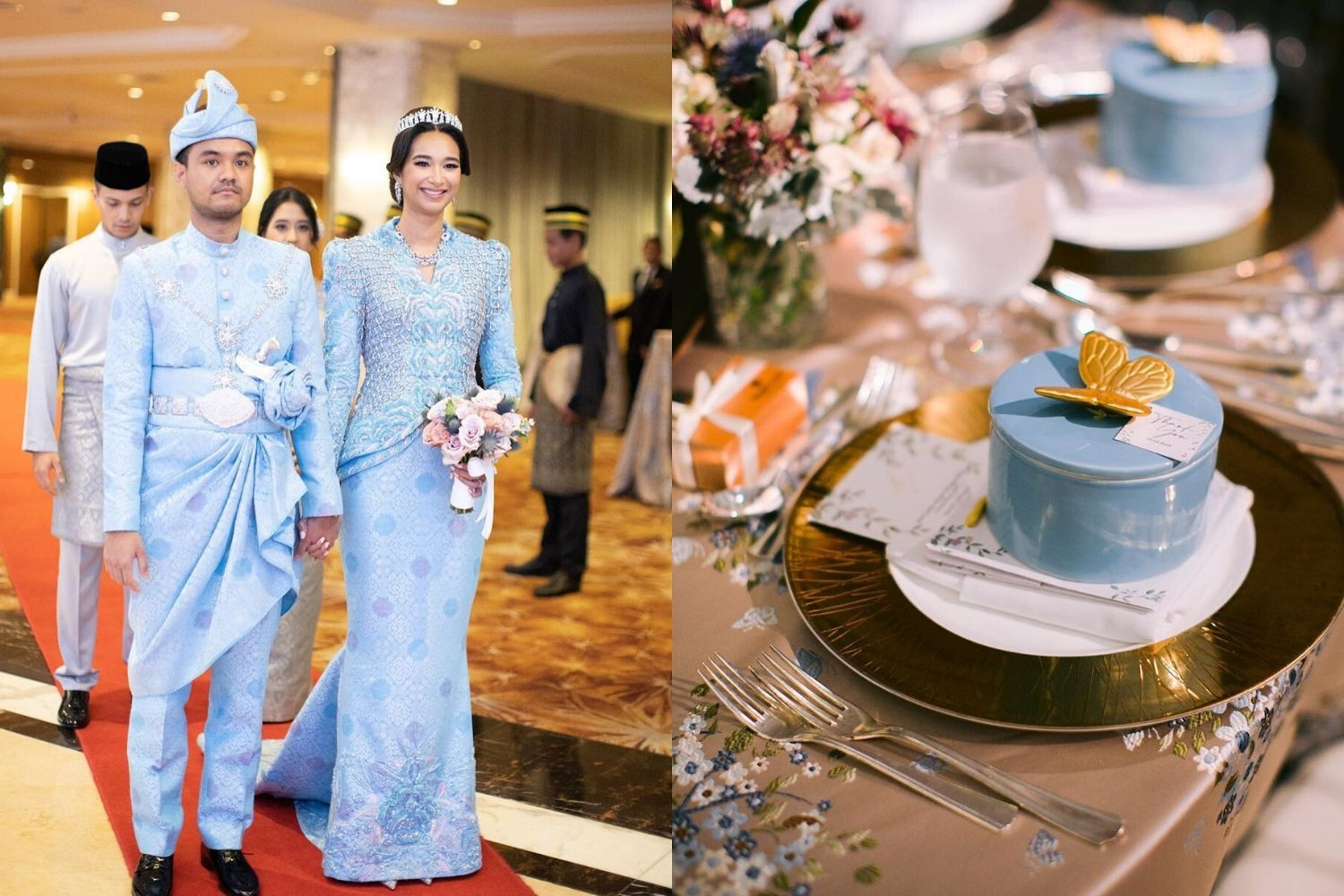 Tatlergram: The #ForeverAllEz Wedding Ceremonies Of Ally Mukhriz & Ezran Daud Cheah
