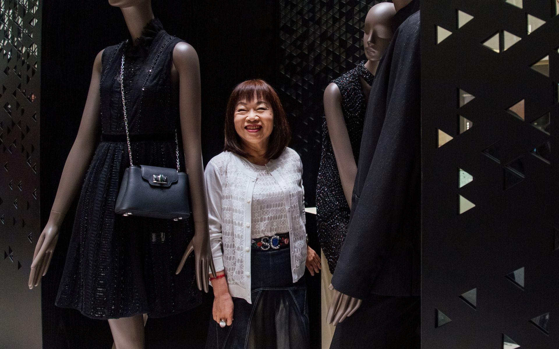 Madame Wang, Founder & Designer Of Shiatzy Chen, Talks Past, Present And Future