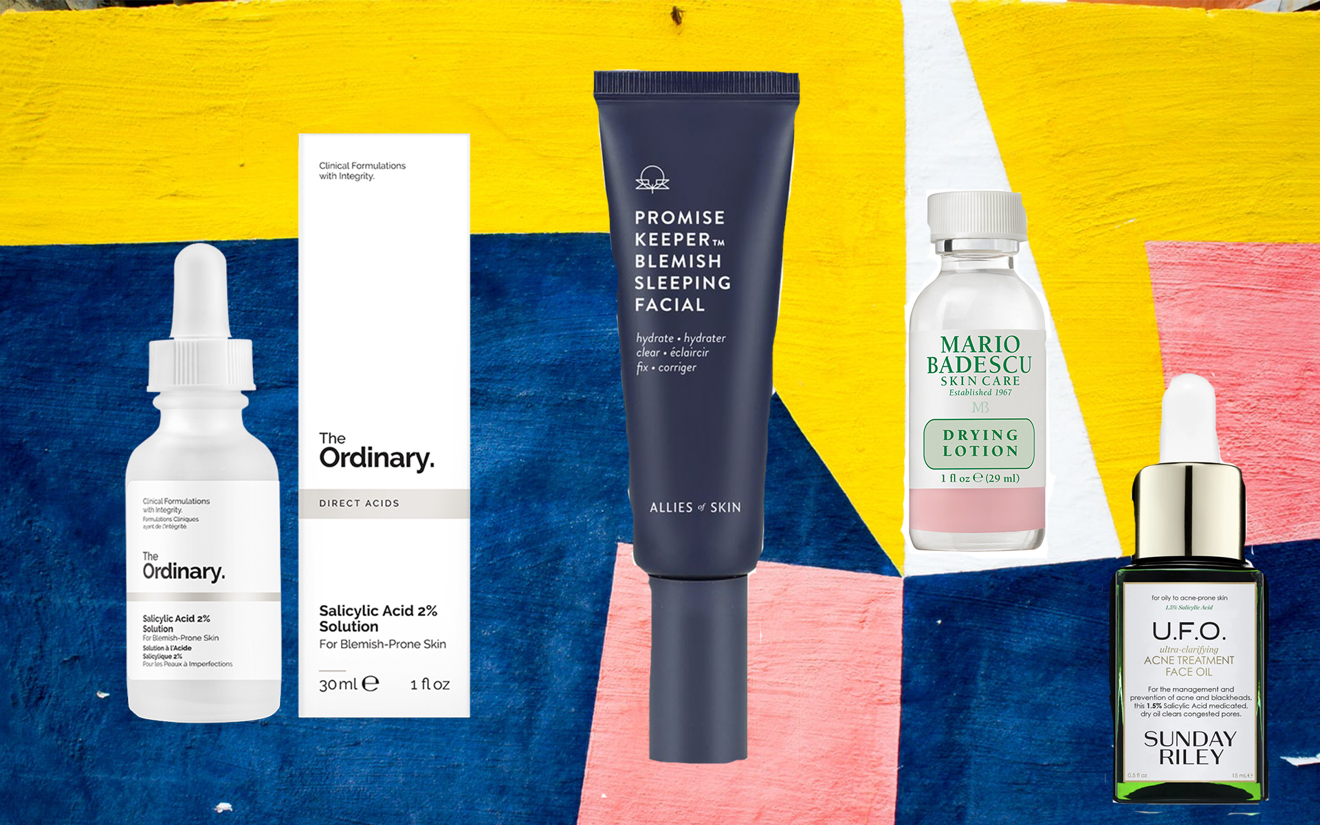 The Best Skin Solutions For Acne Prone Skin