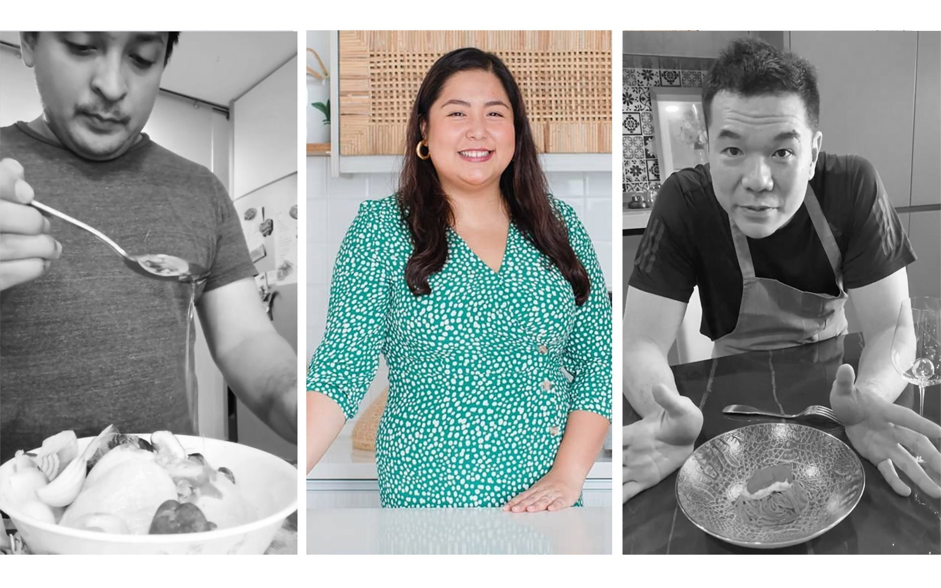 6 Malaysian Tastemakers Who Are Offering Cooking & Cocktail Classes On Instagram