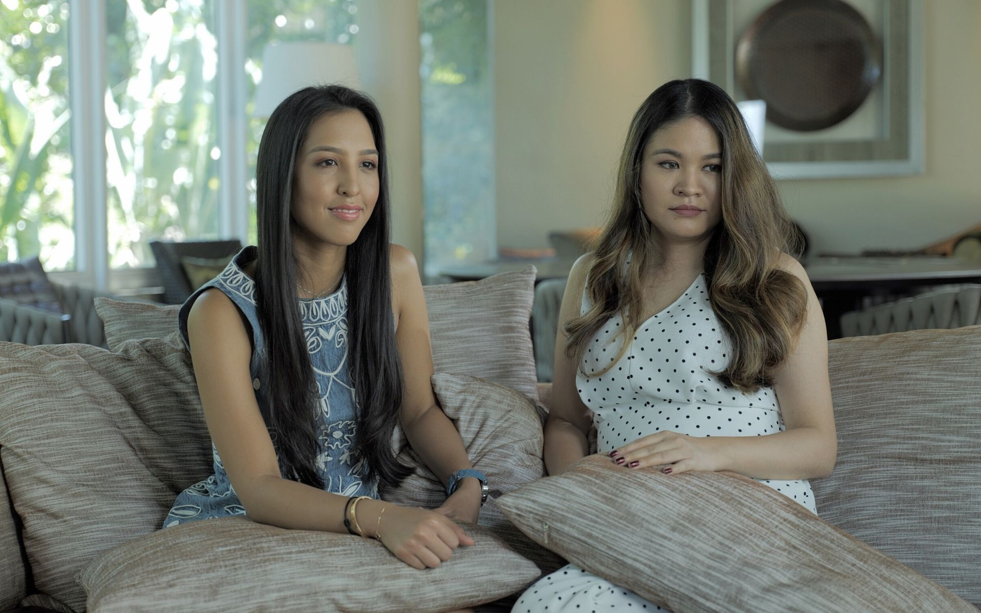 Pavilion Damansara Heights Special: Dining Out In Damansara Heights With Fariza Sakina & Melissa Aini Mai