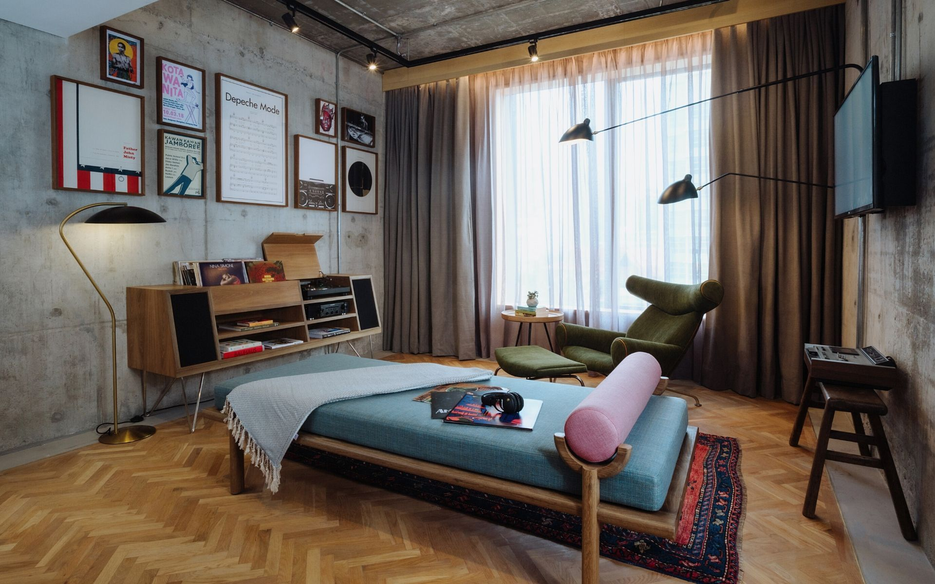 Suite Dreams Are Made Of These Five Lofts At KLoé Hotel