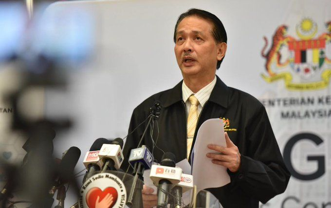 4 Things To Know About Our Health D-G, Datuk Dr Noor Hisham Abdullah
