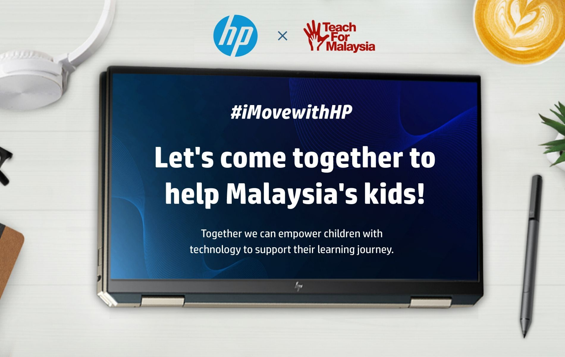 HP Malaysia Partners With Teach For Malaysia To Support Students In Need