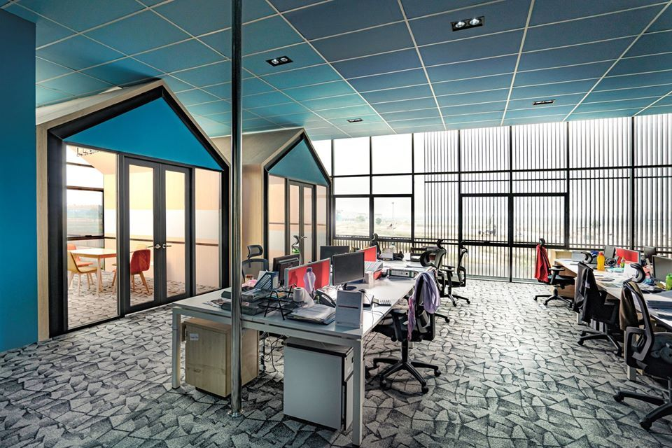 6 Beautiful Offices To Know In Malaysia