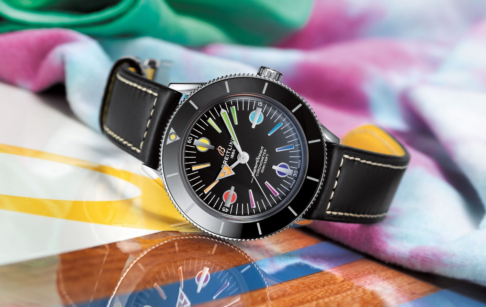 Breitling Gets Adventurous With Its Latest Watch Novelties