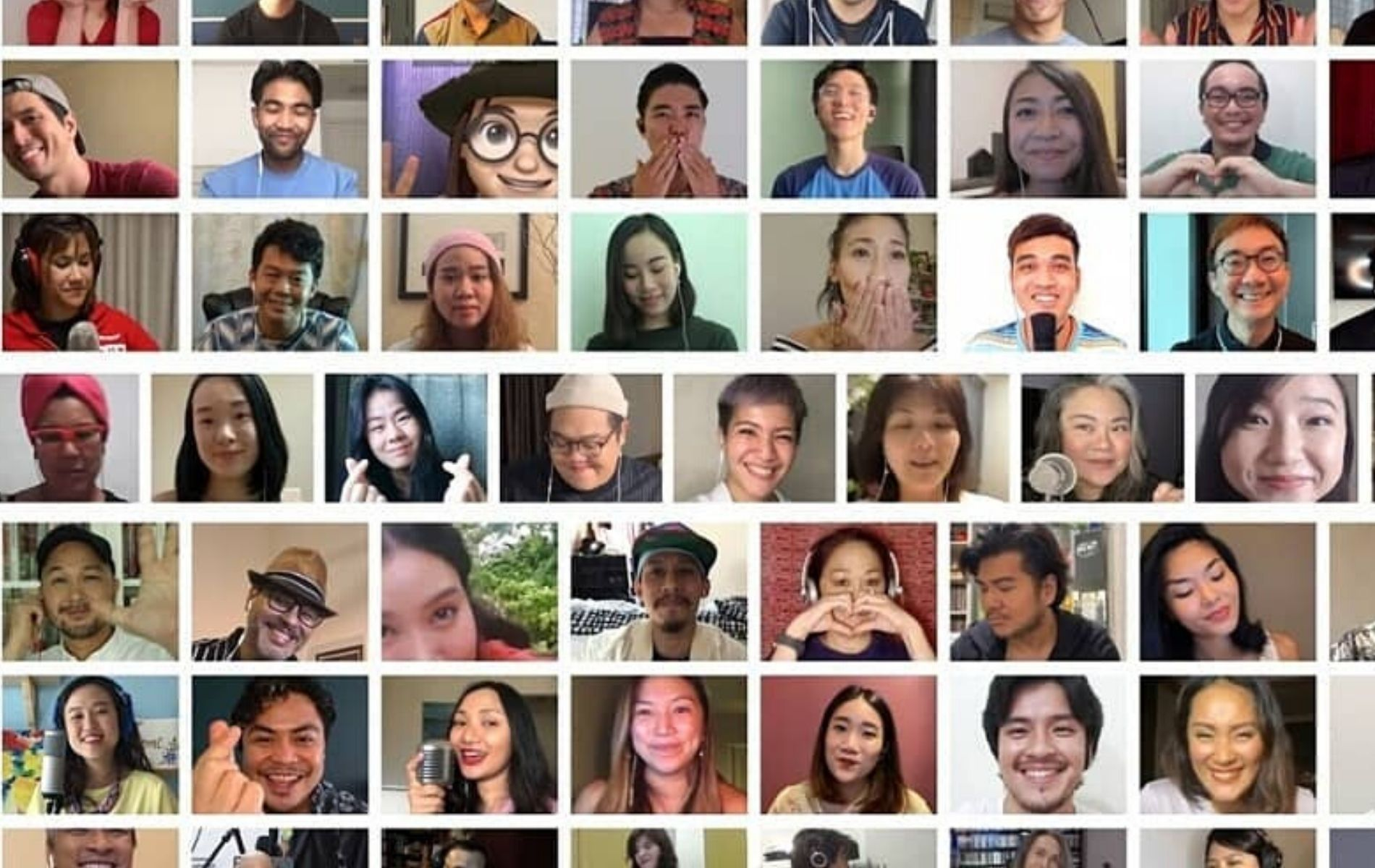 Sing For ASEAN: Theatre Performers Across Southeast Asia Come Together For A Zoom Rendition of 'Seasons of Love'