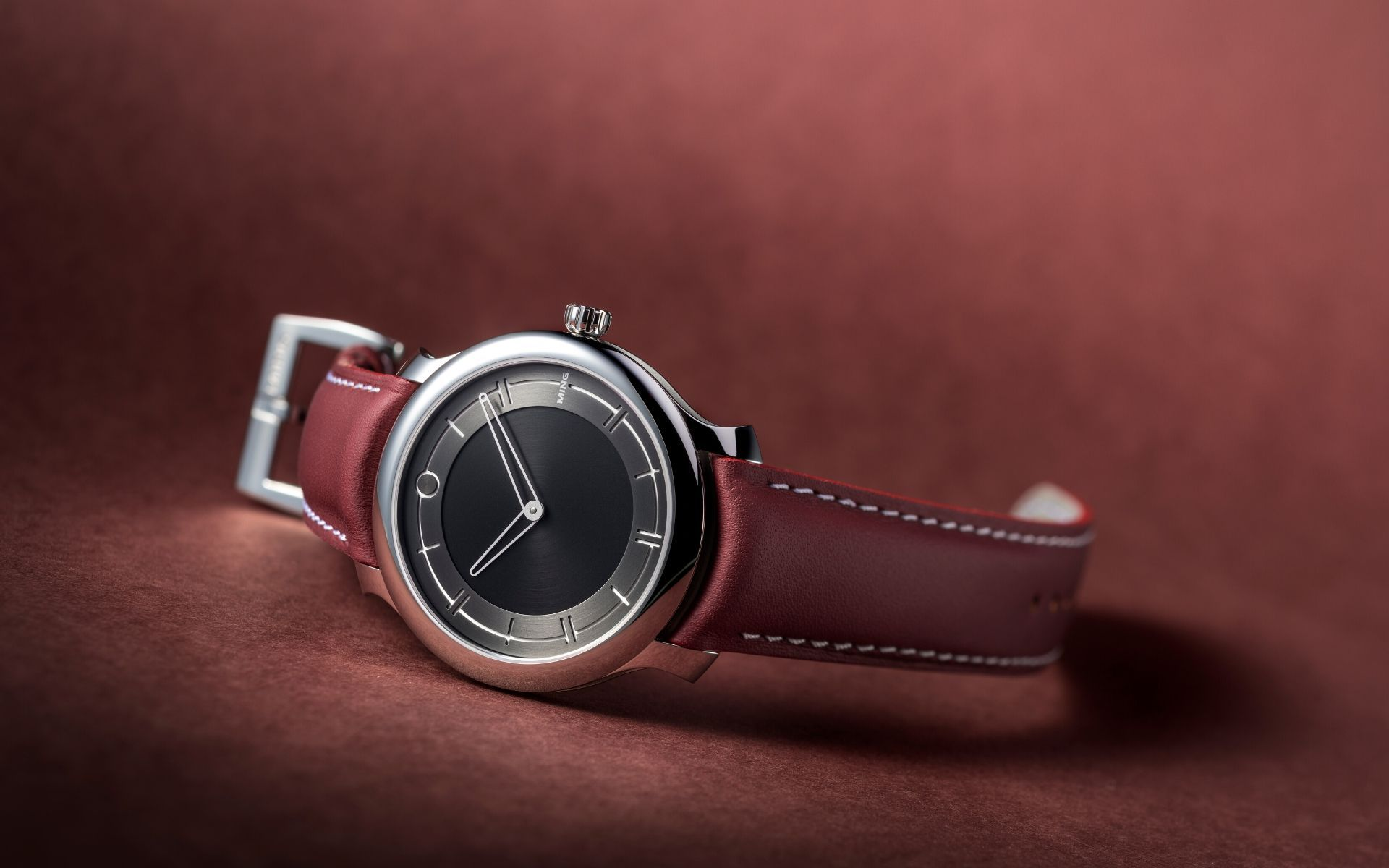 What We Love About Ming 27.01, The Malaysian Watchmaker's Thinnest Watch Yet