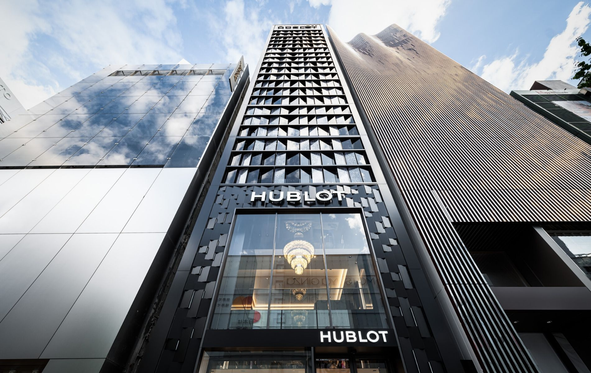Hublot's Largest Boutique Is Now In Tokyo