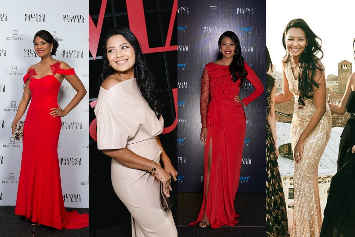 Then & Now: The Style Evolution Of Zaida Ibrahim From 2012-2020