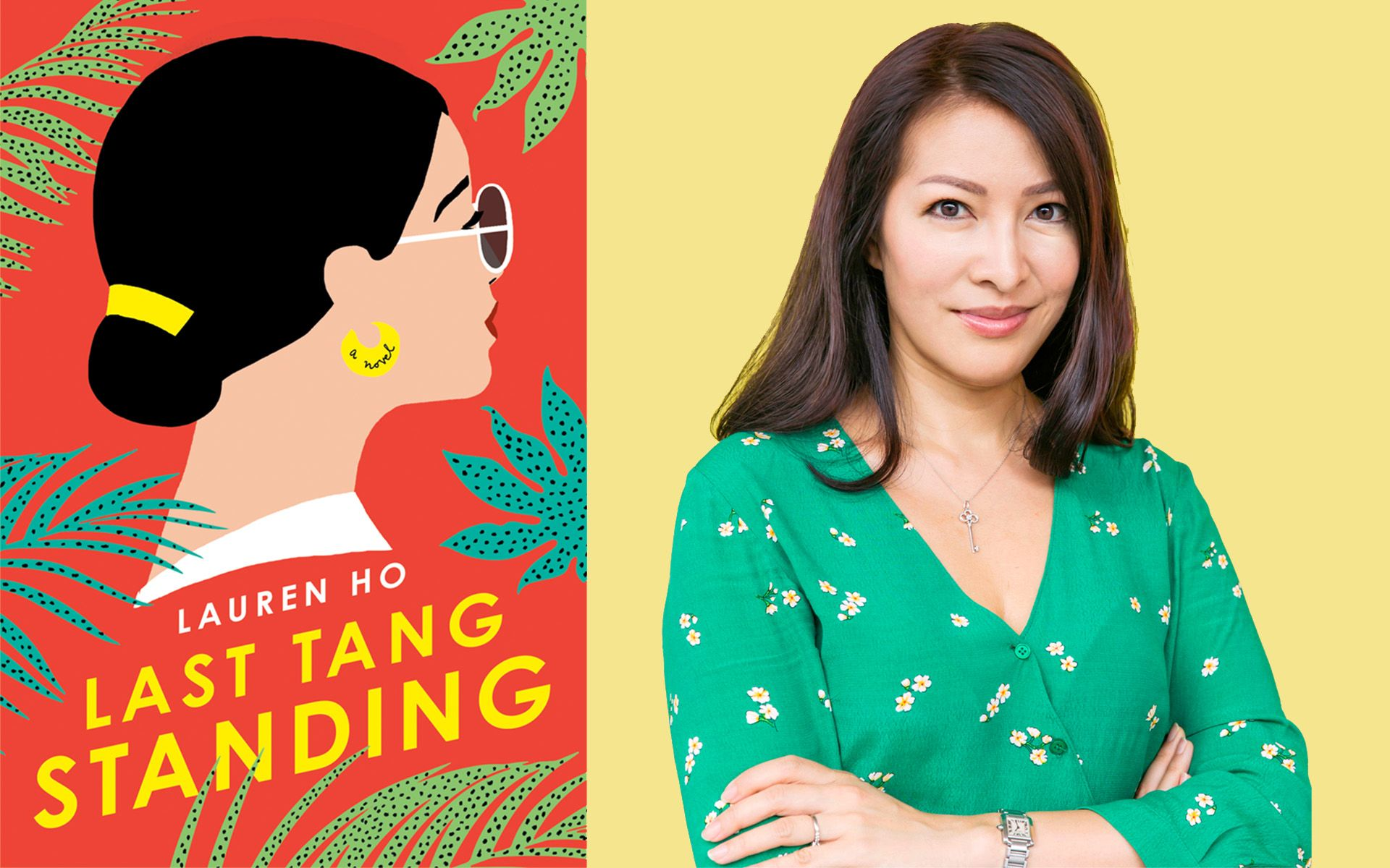 Lauren Ho, Author Of Last Tang Standing, On Transitioning From Law To Literature