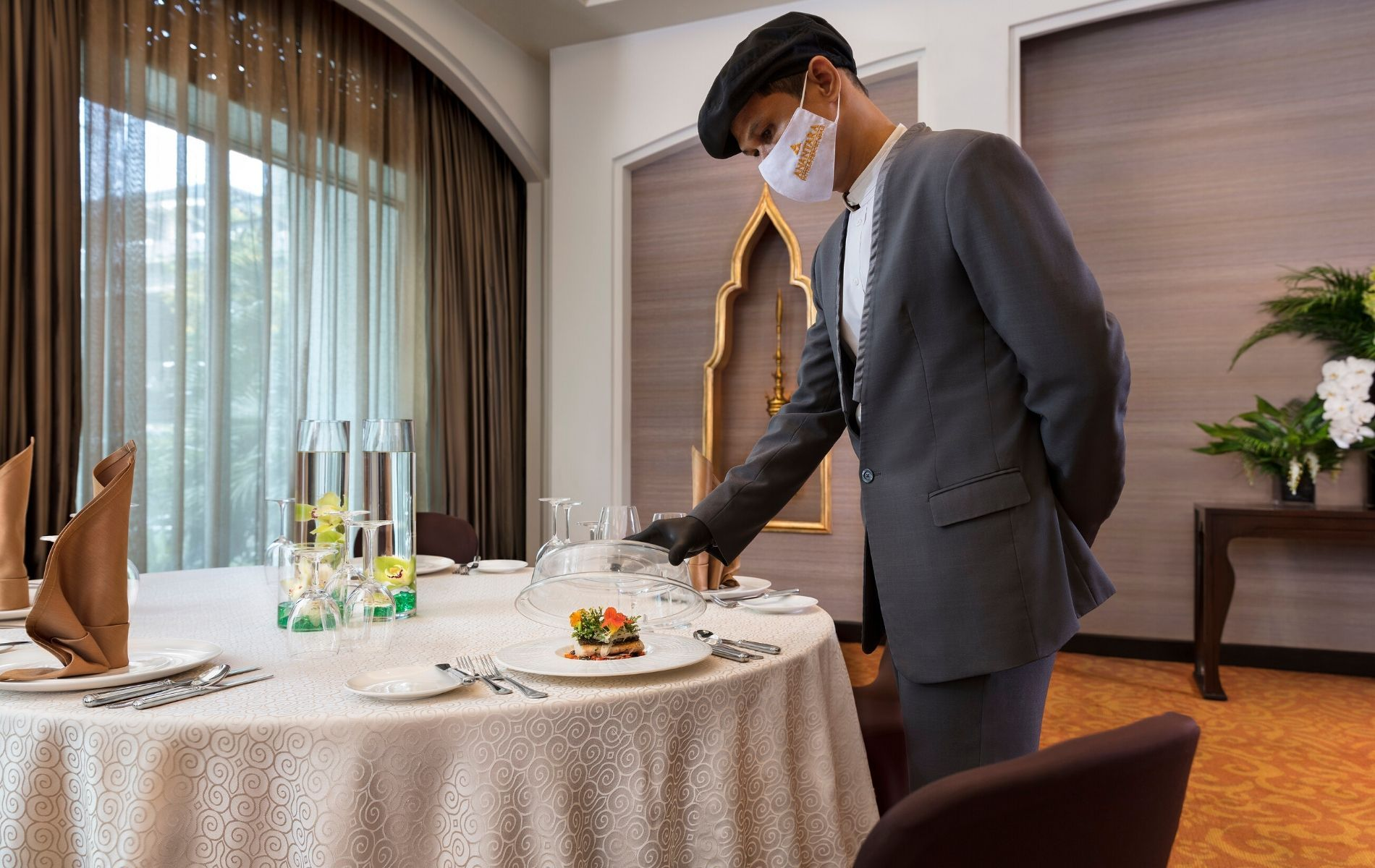 What A Stay At Luxury Hotels & Resorts Will Look Like Post-Pandemic