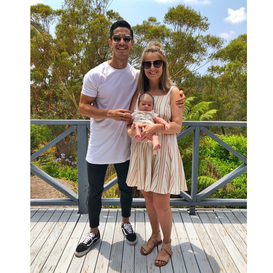 Father's Day 2020: National Footballer Brendan Gan On Being A New Dad