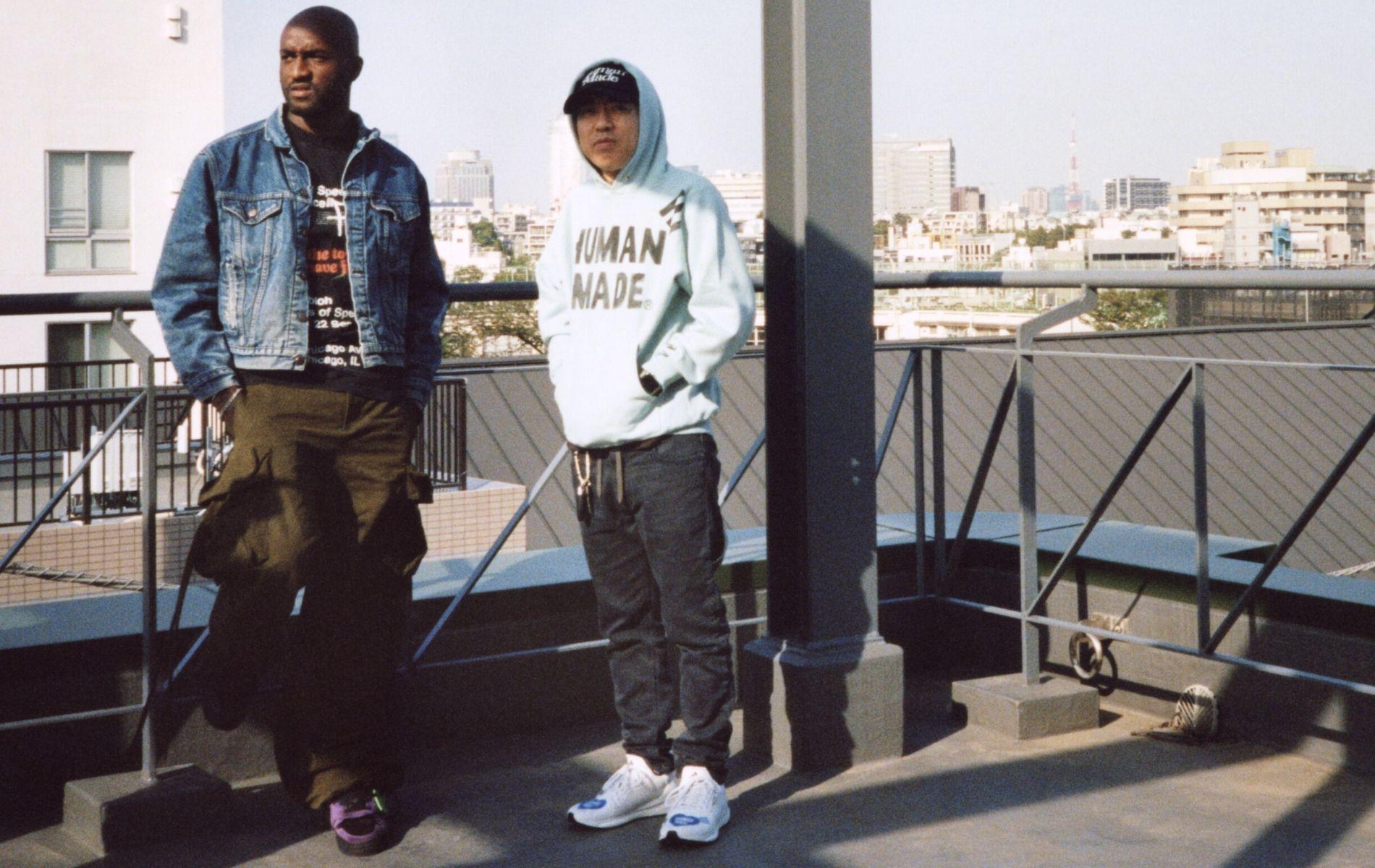 Louis Vuitton Launches Collaboration Between Virgil Abloh and Nigo