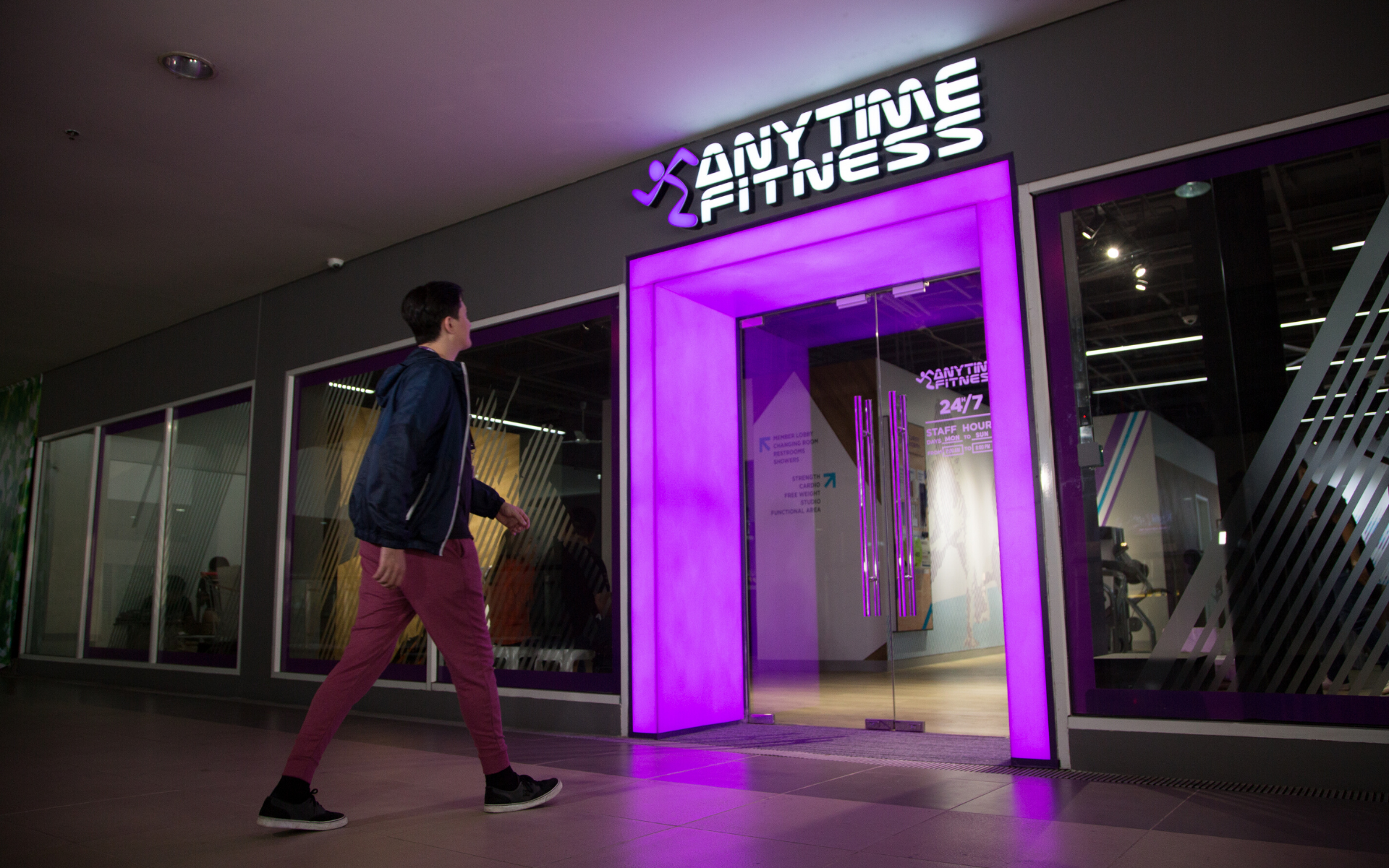Rey Bolivar, CEO Of Anytime Fitness, On Expanding The Business In The Coronavirus Era
