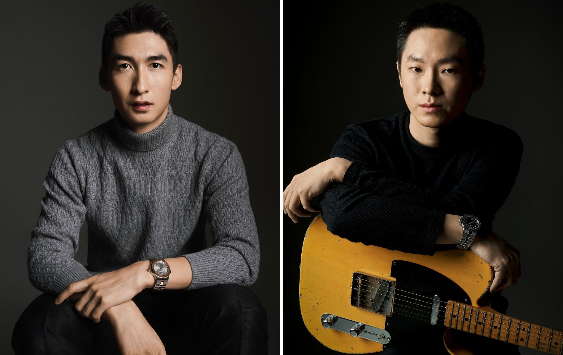 Chopard Appoints Chinese Olympic Gold Medalist Wu Dajing As Friend Of The Brand