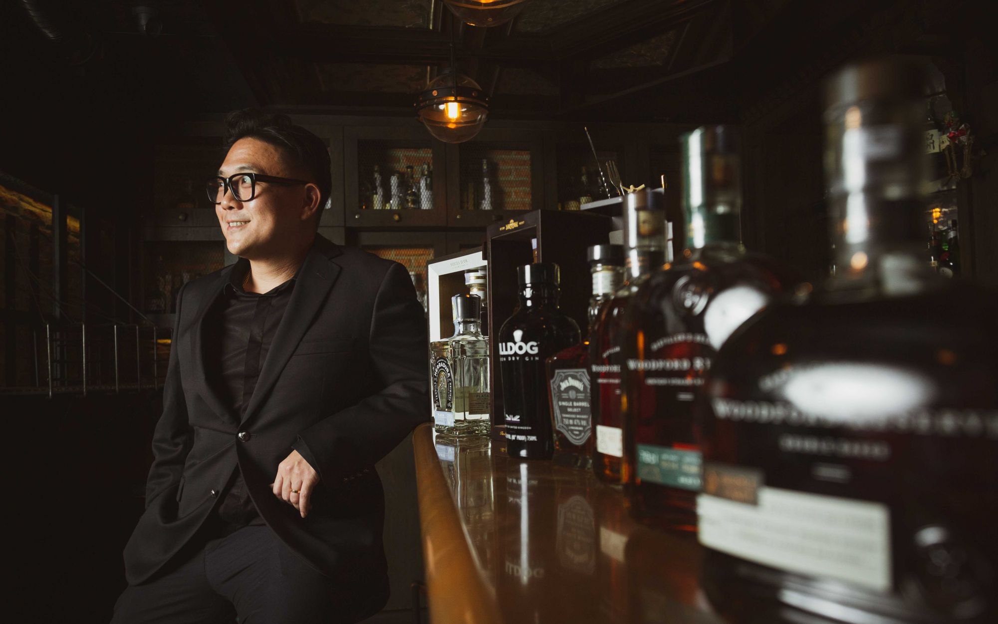 Foo Ken Vin Of Drinks Connexion Enjoys Sole Distributorship Of Select Spirits In Malaysia