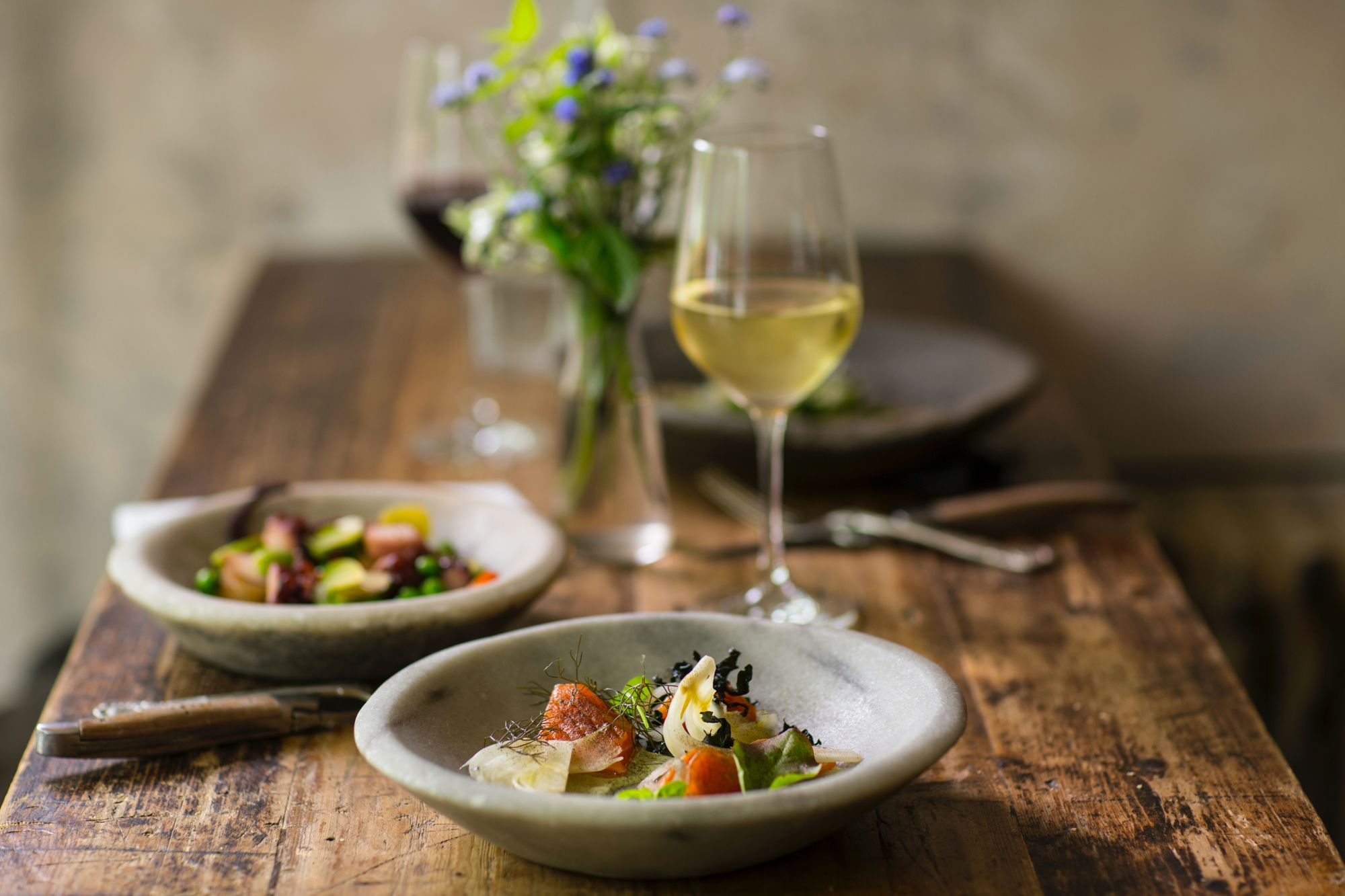 6 Suggested Seafood & Wine Pairings