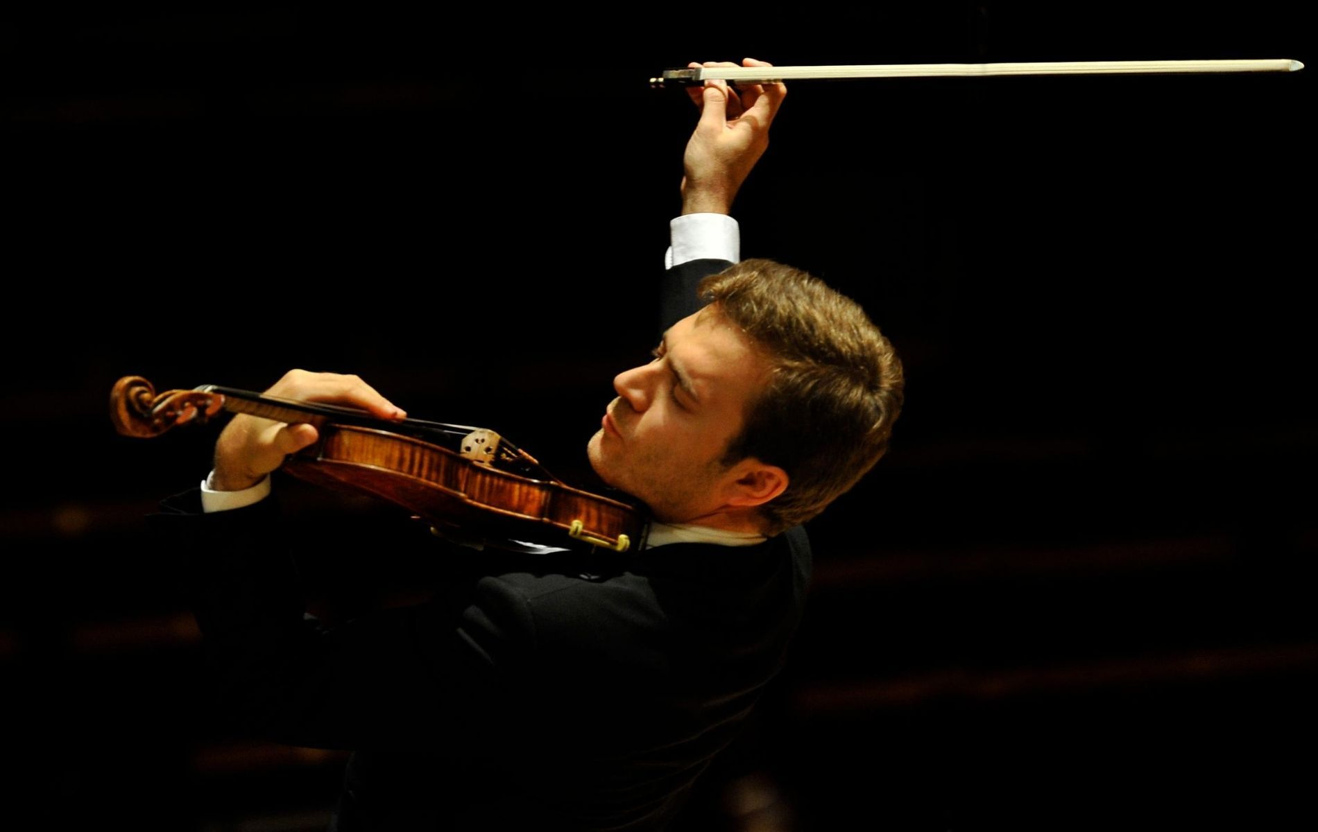 Renaud Capuçon is renowned internationally as a major soloist and recitalist