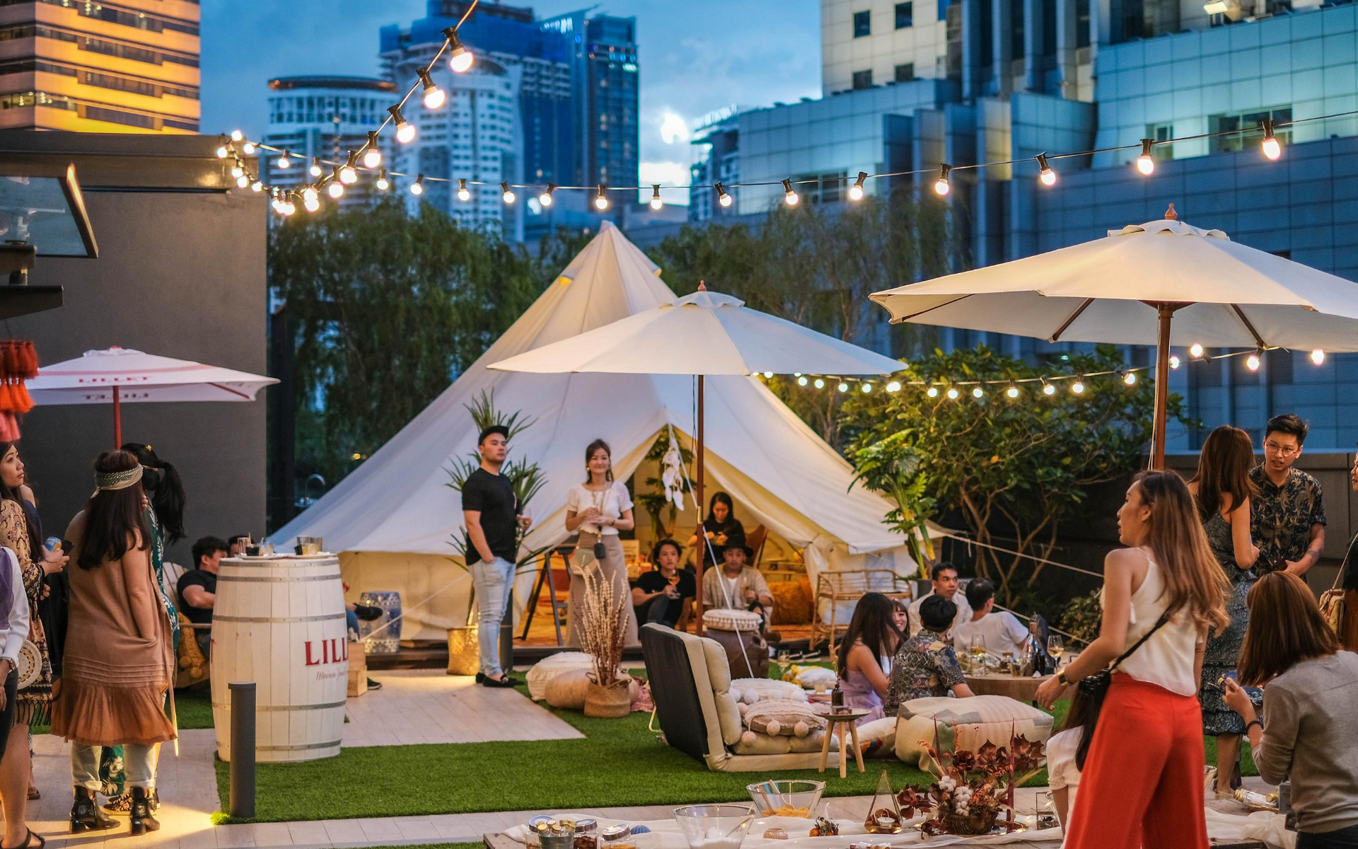 Elevate Your Glamping Experience At Castra By Colony