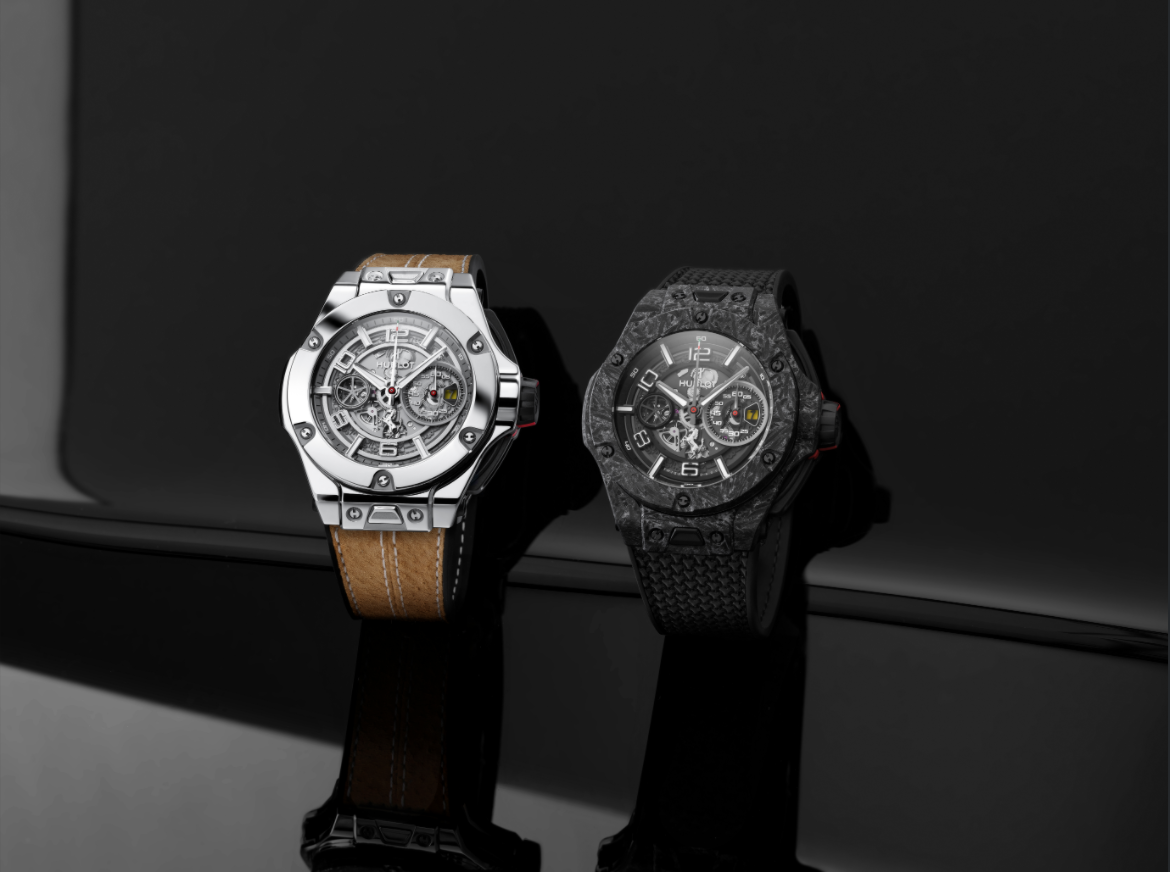 Hublot Celebrates Scuderia Ferrari's 1,000th Grand Prix