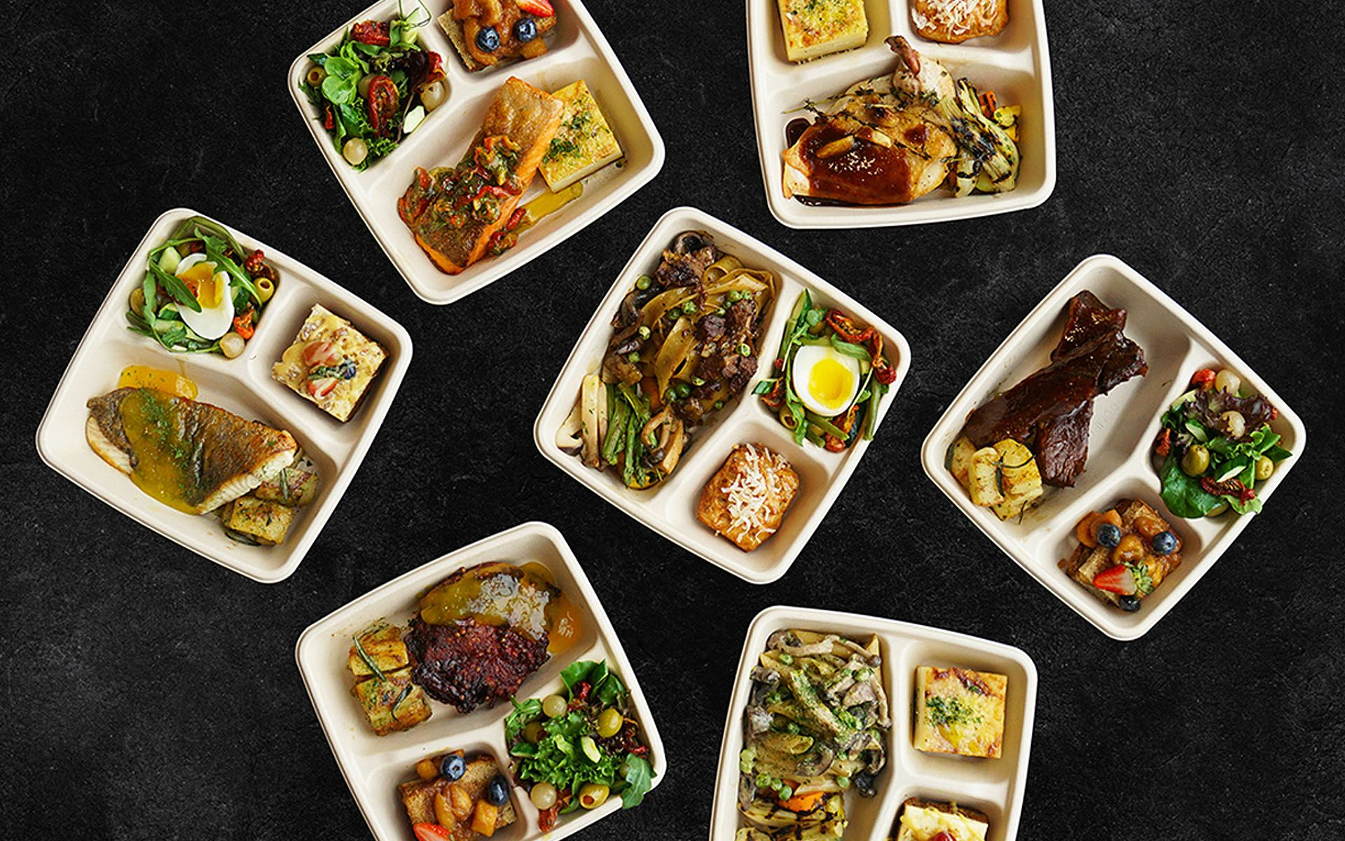 Nourish By Quan S Kitchen The Price Is Right For These Set Meals Tatler Malaysia