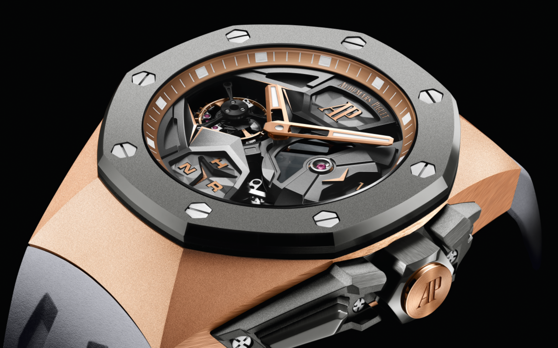 This Audemars Piguet Royal Oak Concept Flying Tourbillon GMT Is Exclusive To Southeast Asia