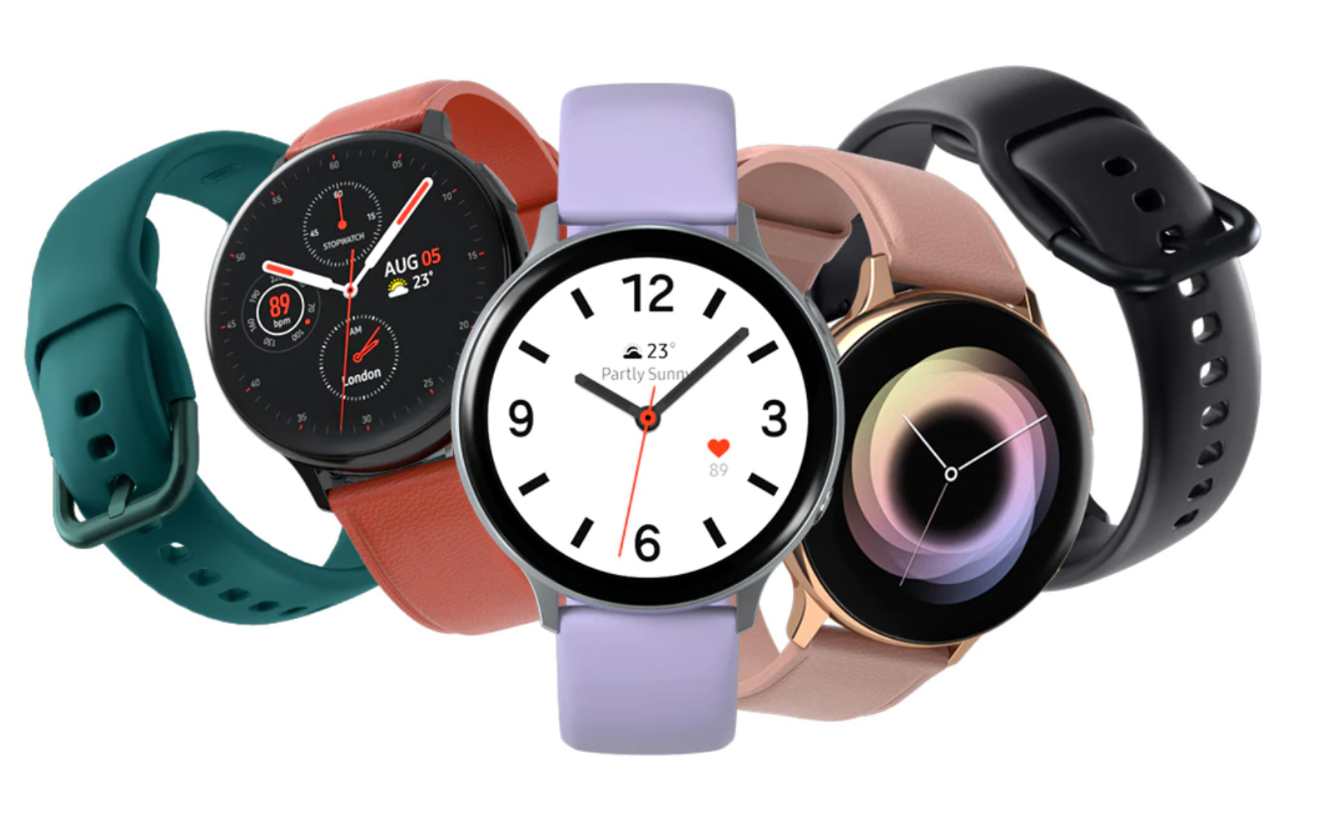 The Best New Features Of The Samsung Galaxy Watch Active2