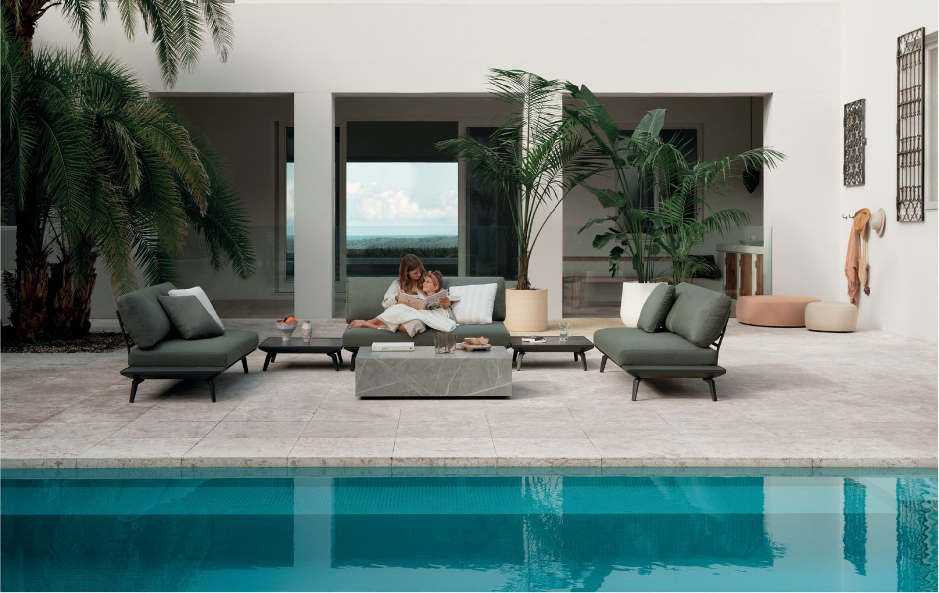 King Living Sets The Standard For Outdoor Living With Style & Comfort