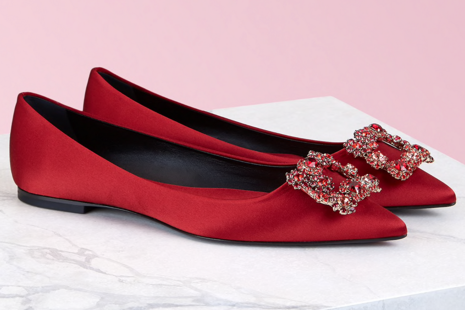 Valentino, Jimmy Choo, And More: 5 High
