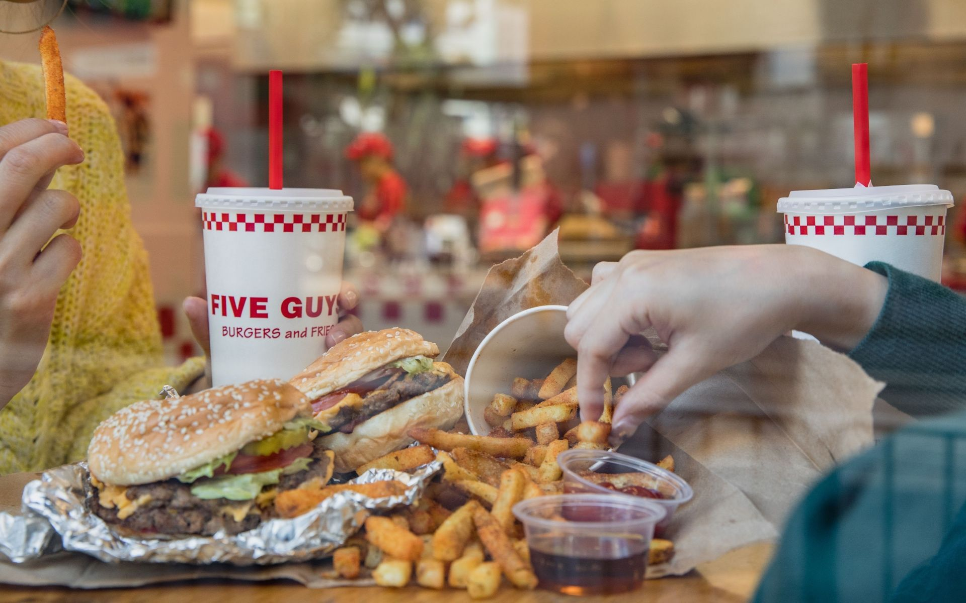 Five Guys To Open Its First Outlet In Malaysia Thanks To Zouk Group