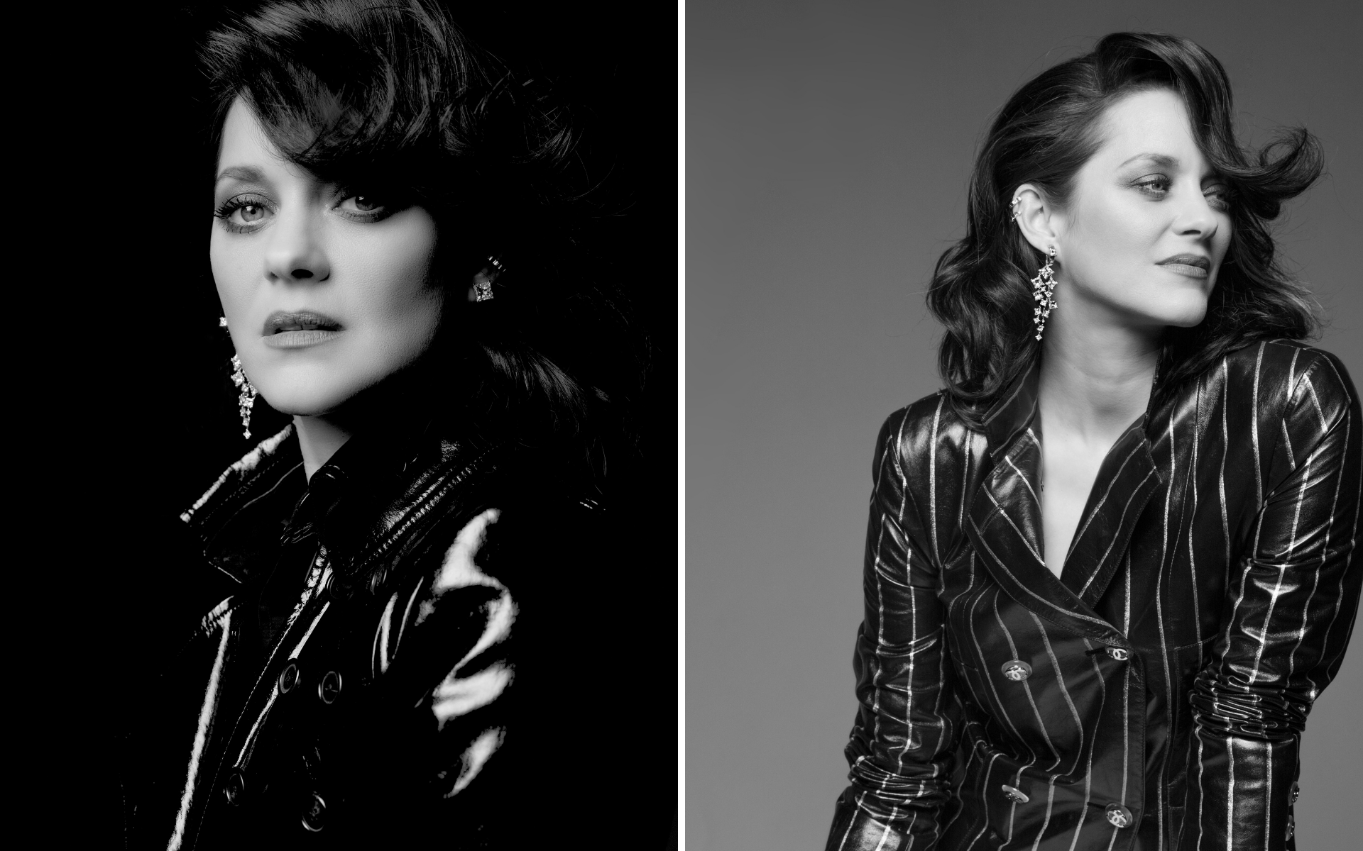 Chopard And Marion Cotillard's Ice Cube Jewellery Collection
