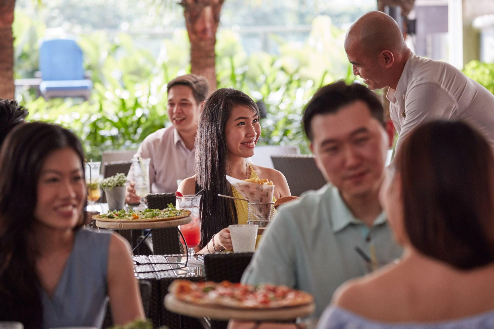 Enjoy high-quality dining and excellent service at Mandarin Oriental Kuala Lumpur