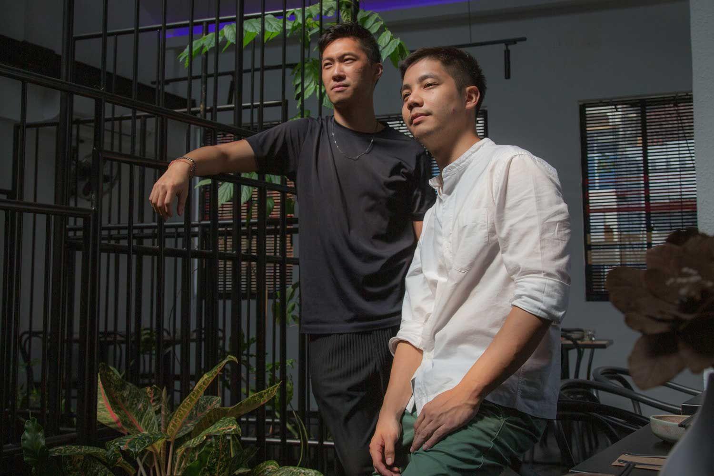 Kyle E Yon & Jun Ong Of Pow Ideas Are Rising Stars In Interior Design