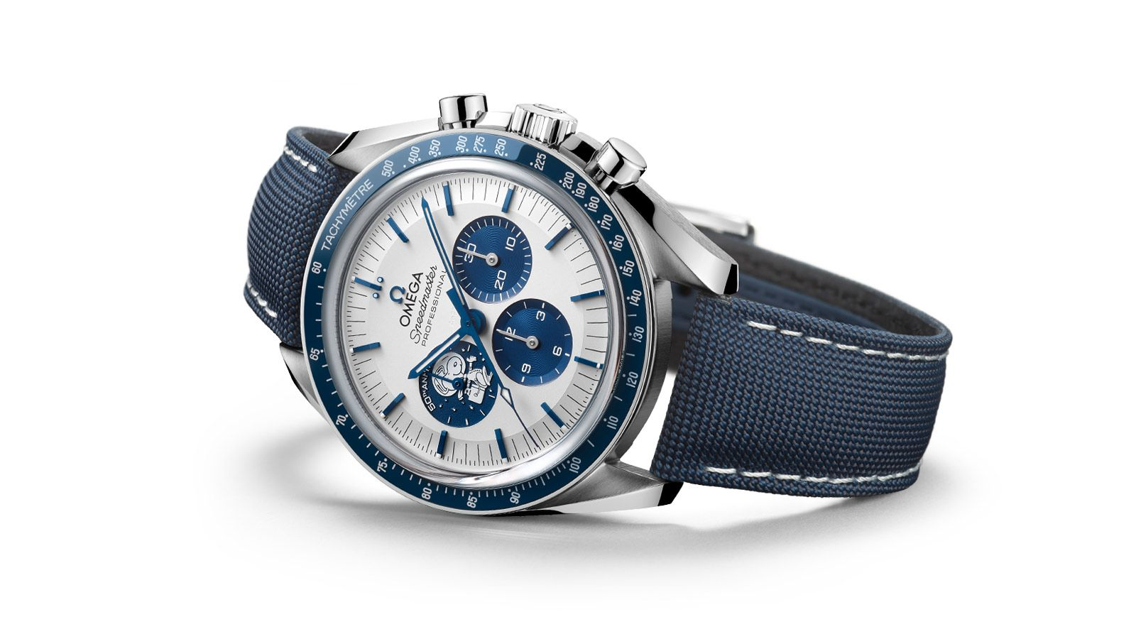 """Jewels & Time 2020: Omega Celebrates the Speedmaster """"Silver Snoopy Award"""" 50th Anniversary With a Special Creation"""