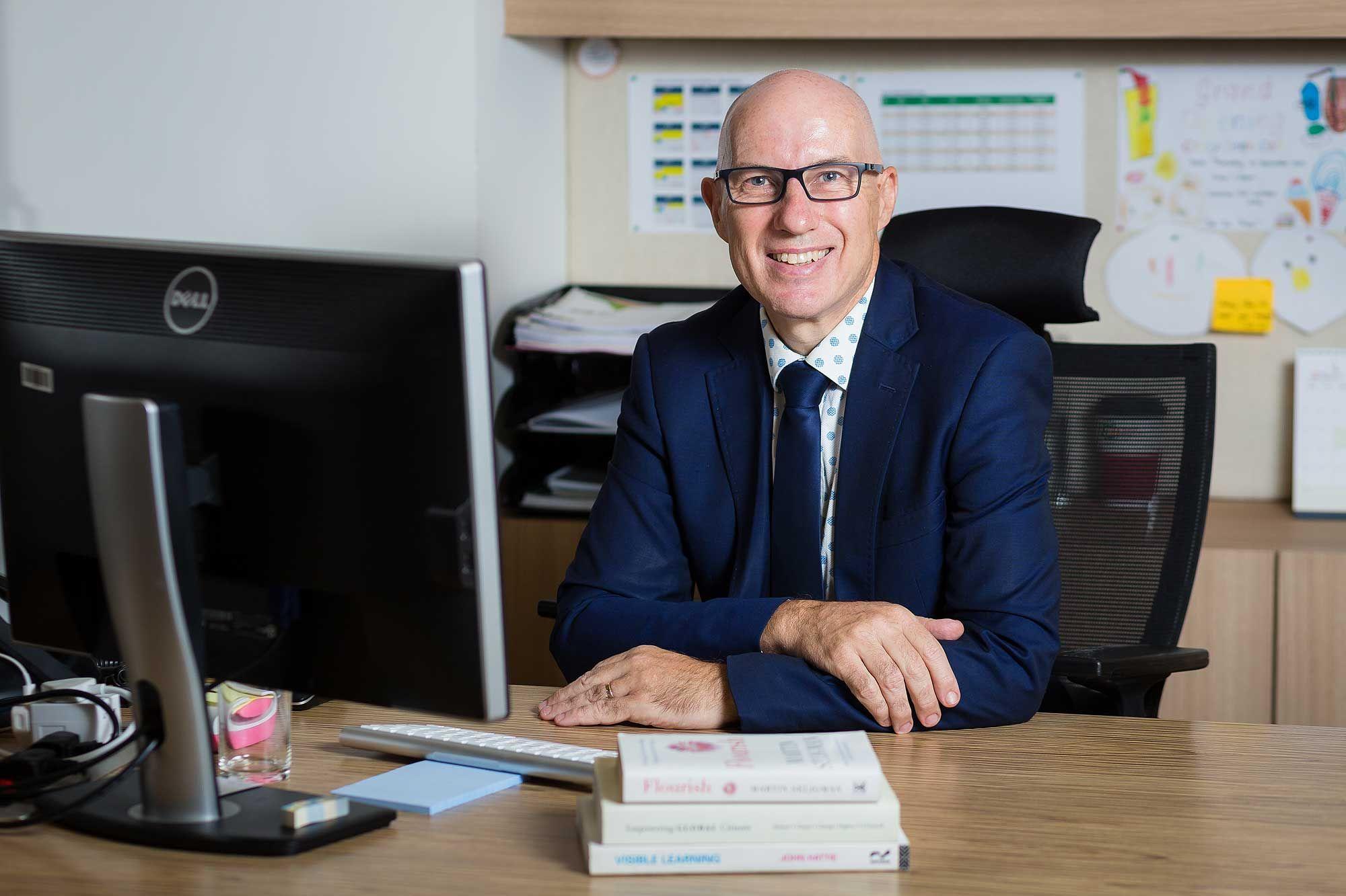 Principal Liam King