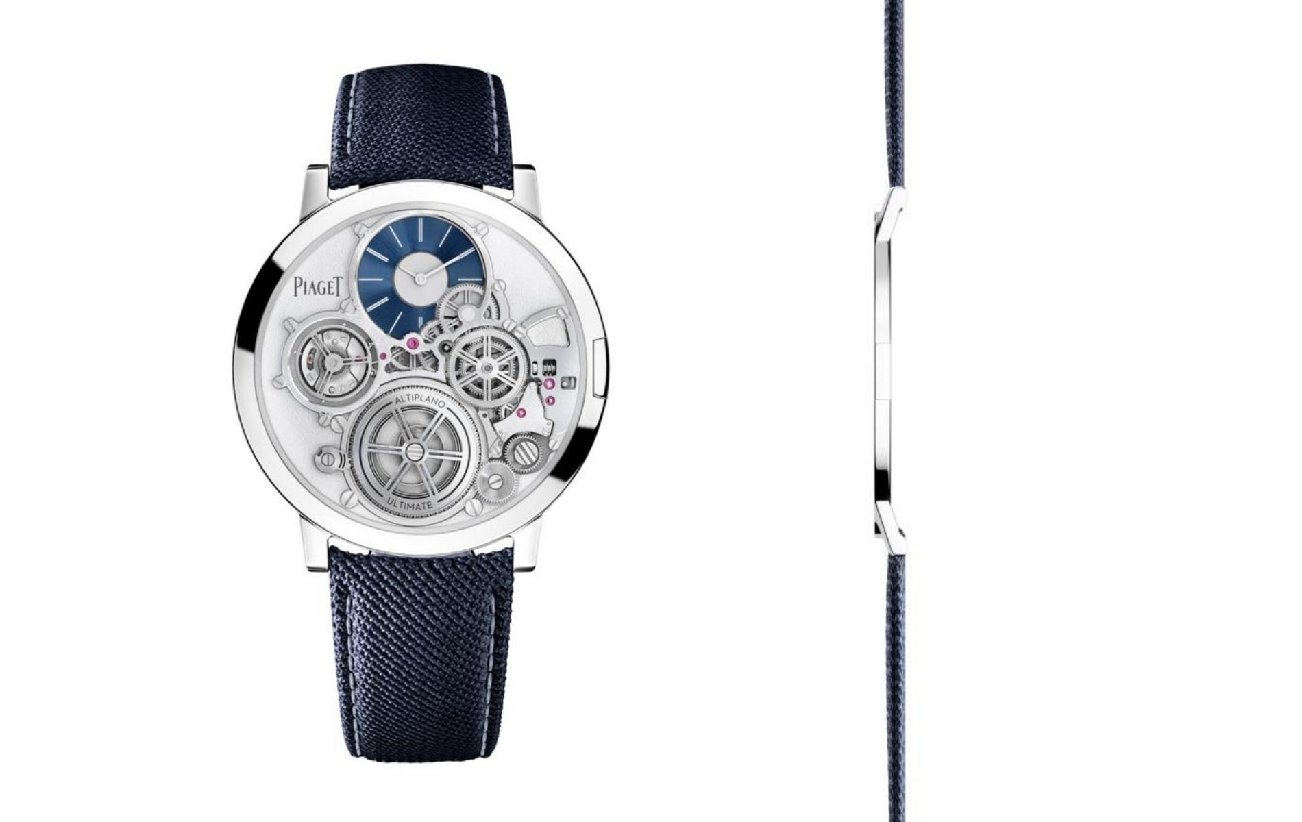 Piaget Altiplano Ultimate Concept Wins The Best Watch Of 2020 At GPHG