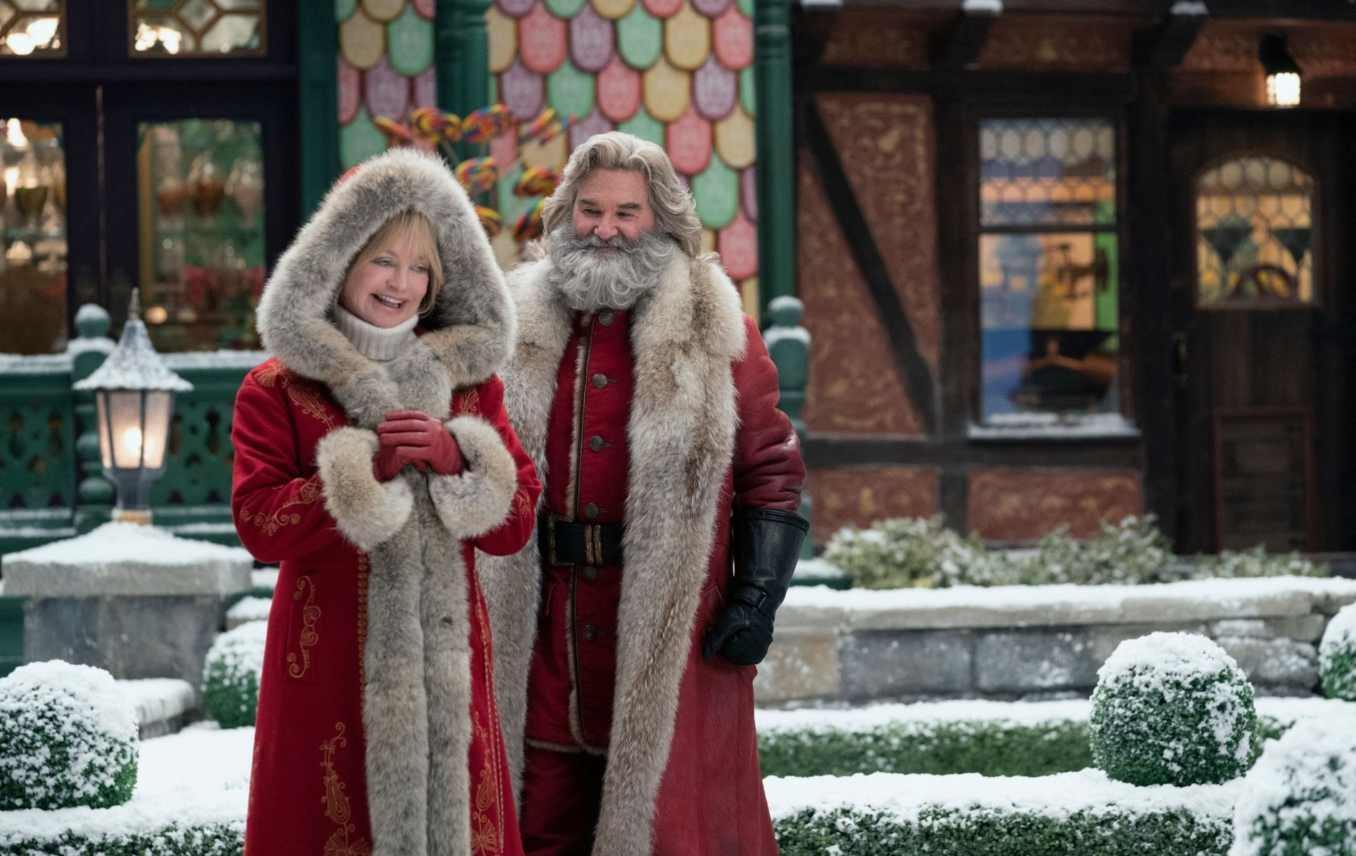 8 Shows To Watch On Netflix To Get Into The Christmas Spirit