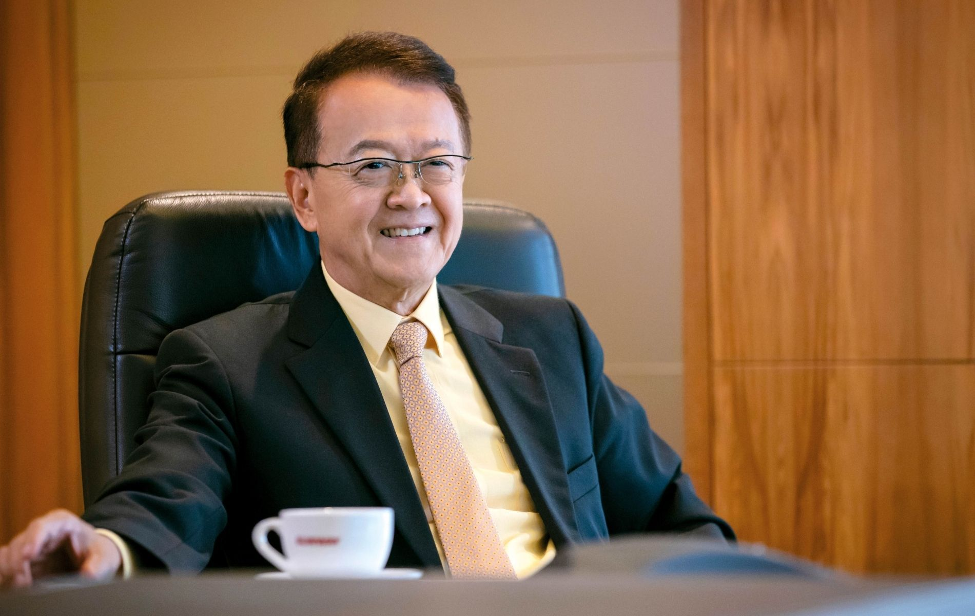 Asia's Most Influential 2020: Tan Sri Dr Jeffrey Cheah
