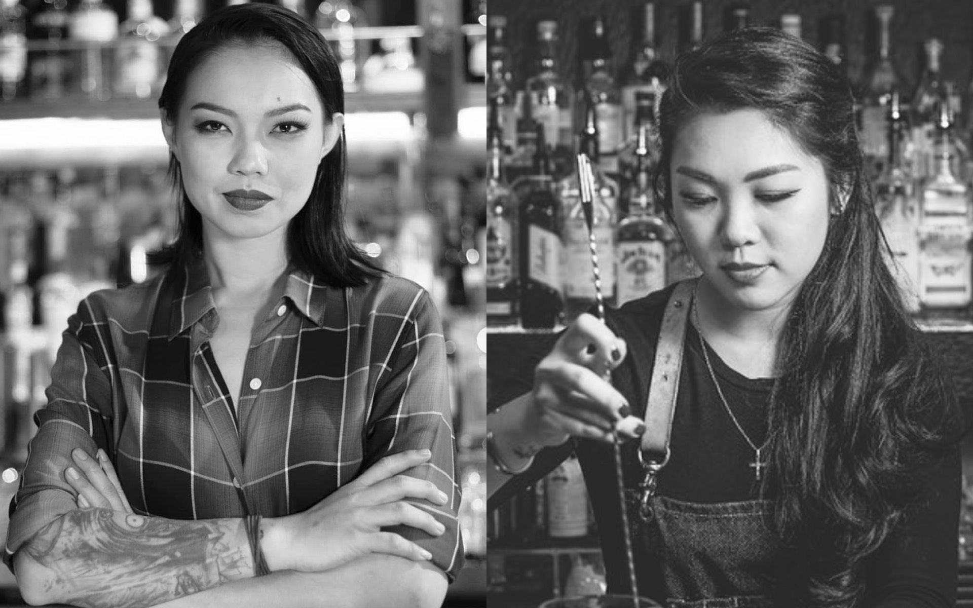 11 Questions With Bartenders Angel Ng And Amanda Wan