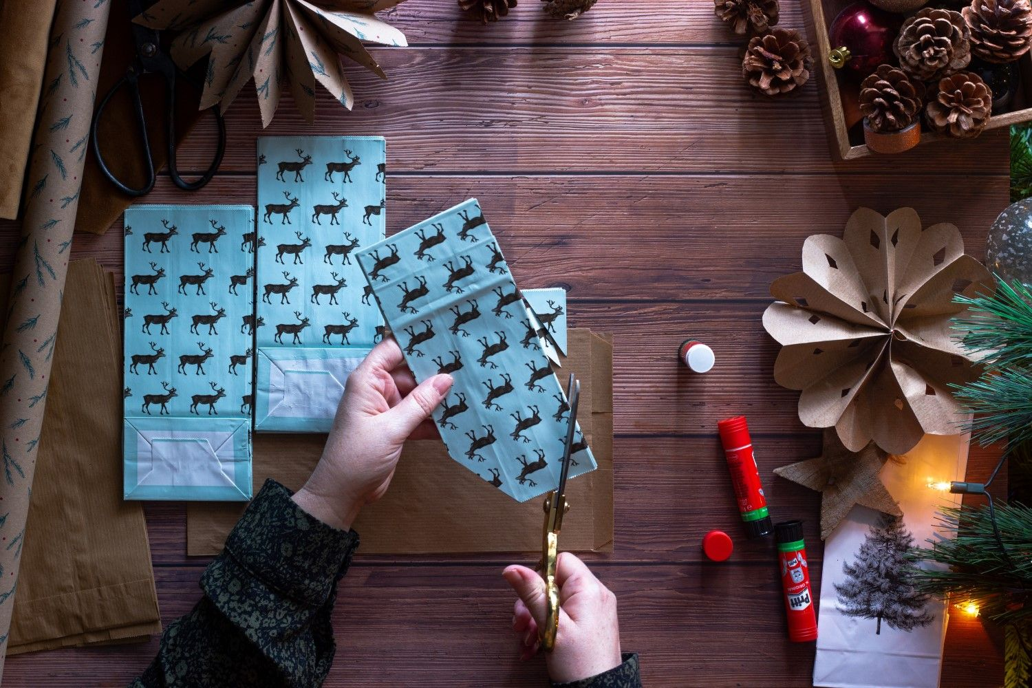 How To Make Your Own Christmas Decorations At Home