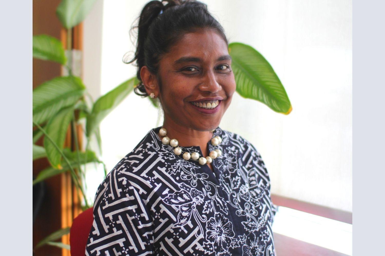 Sumitra Visvanathan (Photo: Women's Aid Organisation)